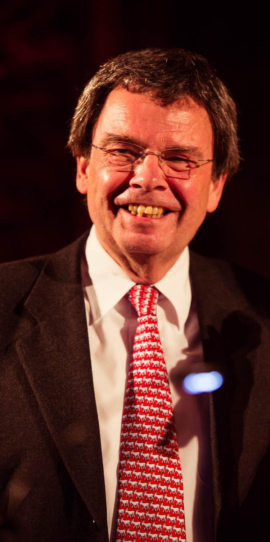 Pfarrer Armin Gissel